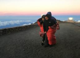 haleakala volcano by christine caron