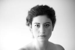 sarah portrait by christine caron